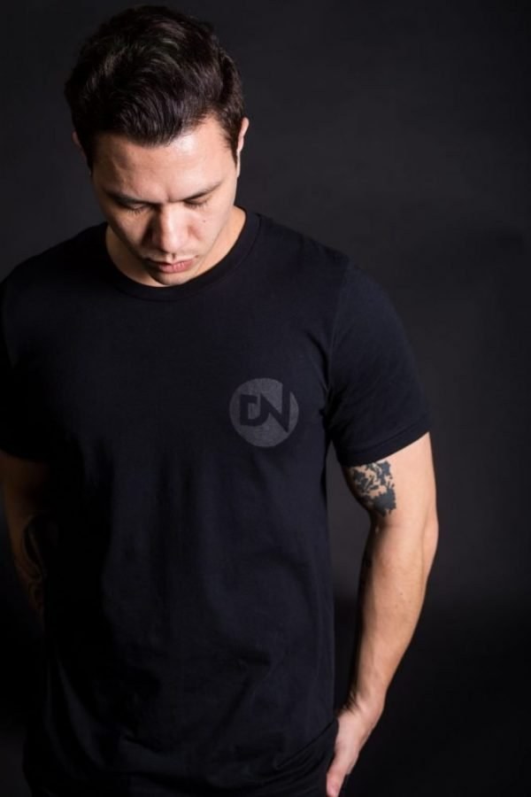 DN Gray Logo T-Shirt